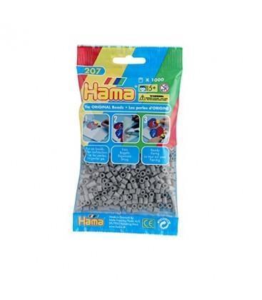 Bustina 1000 perline grigio - 2