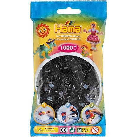 Bustina 1000 perline nero - 3