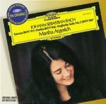 Toccata BWV911 - Partita BWV826 - Suite inglese n.2 BWV807
