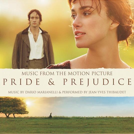 Orgoglio e Pregiudizio (Pride and Prejudice) (Colonna sonora) - CD Audio di English Chamber Orchestra,Jean-Yves Thibaudet,Dario Marianelli