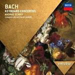 Concerti per pianoforte BWV1052, BWV1055, BWV1056, BWV1060