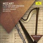 Concerto per flauto e arpa K299 - Scherzo musicale K522 - Danze tedesche K567, K605