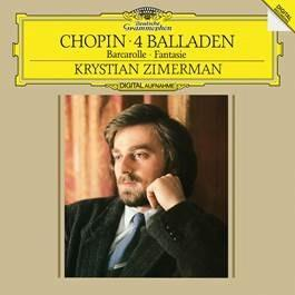 4 Ballate - Barcarola - Vinile LP di Frederic Chopin,Krystian Zimerman