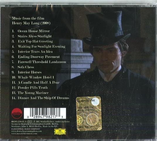 Henry May Long (Colonna sonora) - CD Audio - 2