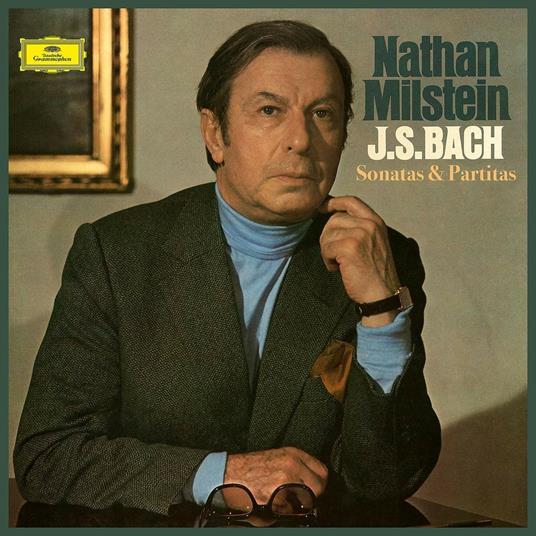 Sonate e partite per violino (Limited  Vinyl Edition) - Vinile LP di Johann Sebastian Bach,Nathan Milstein