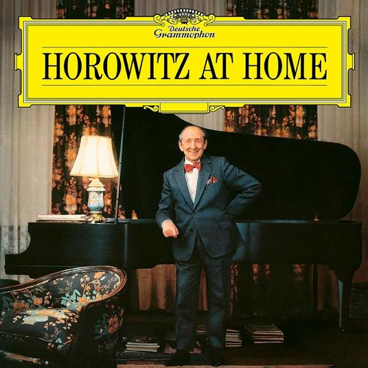 Horowitz at Home - Vinile LP di Vladimir Horowitz