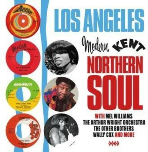 Los Angeles Modern & Kent Northern Soul - Vinile LP