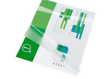 GBC Pouch per plastificazione documenti A4 2x125mic lucide (25)