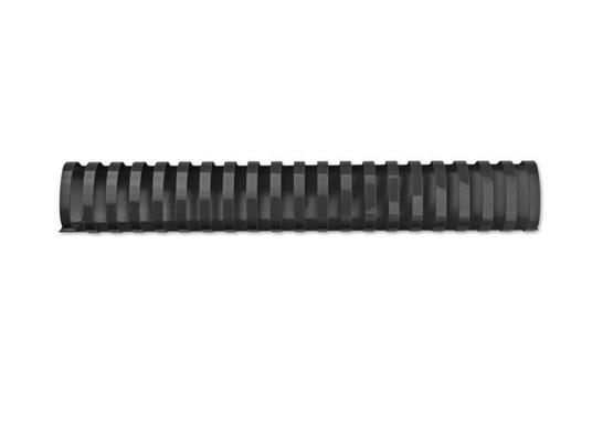 GBC Anelli plastici CombBind neri 45 mm (50)