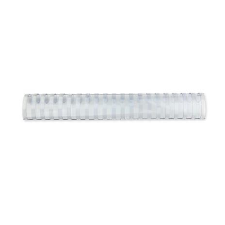 GBC Anelli plastici CombBind bianchi 32 mm (50)