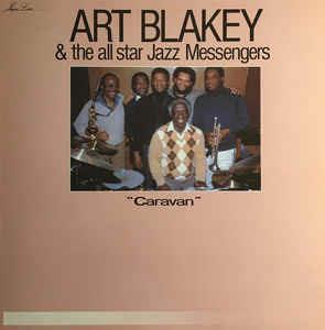 Caravan - Vinile LP di Art Blakey