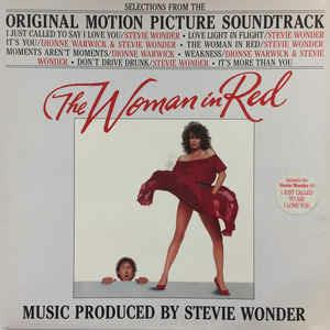The Woman In Red (Selections From The Original Motion Picture Soundtrack) - Vinile LP di Stevie Wonder