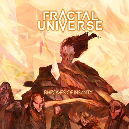 Rhizomes of Insanity (Limited) - Vinile LP di Fractal Universe