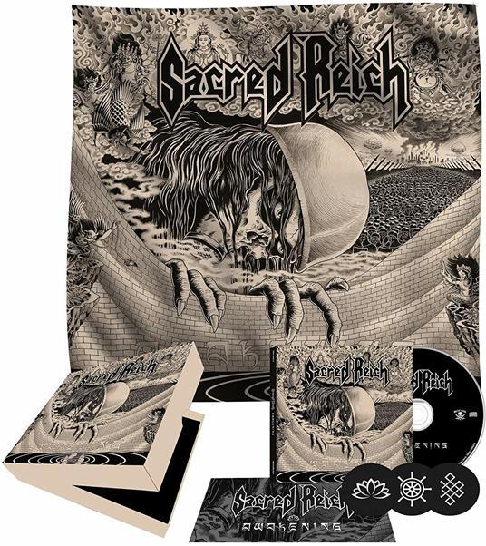 Awakening (Box Set) - CD Audio di Sacred Reich
