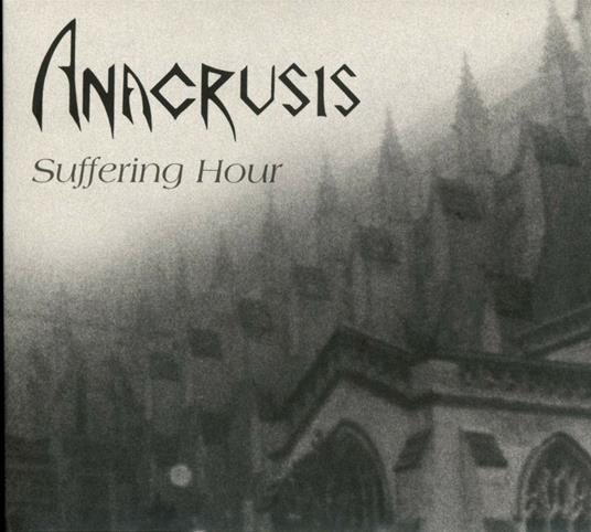 Suffering Hour (Grey Black Coloured Vinyl) - Vinile LP di Anacrusis