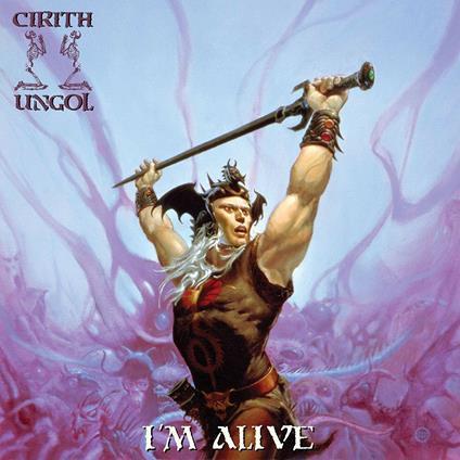 I'm Alive (180 gr.) - Vinile LP di Cirith Ungol