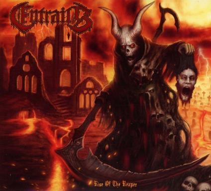 Rise of the Reaper (Limited Edition) - Vinile LP di Entrails