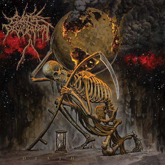 Death Atlas - Vinile LP di Cattle Decapitation