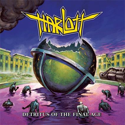 Detritus of the Final Age - Vinile LP di Harlott