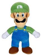World of Nintendo Plush Figure Luigi 18 cm