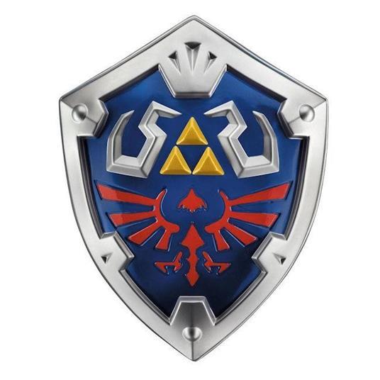 Legend Of Zelda Skyward Hylian Shield Replica Scudo Link - 2