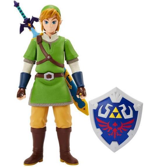The Legend of Zelda Skyward Sword Deluxe Big Figs Action Figure Link 50 cm