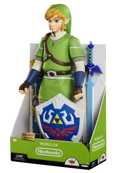 The Legend of Zelda Skyward Sword Deluxe Big Figs Action Figure Link 50 cm - 4