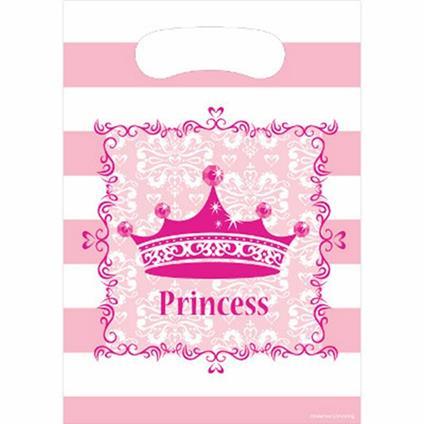 Pink Princess Royalty Loot Bags