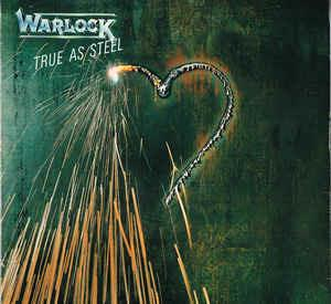 True As Steel - Vinile LP di Warlock