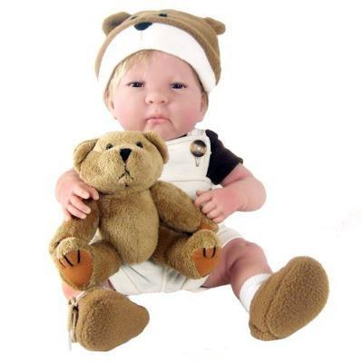 Bambola Baby Bear 46cm