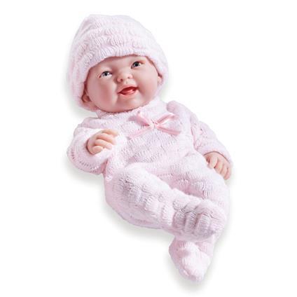 Jc Toys Jt37242. Mini Bebe Tutina Rosa