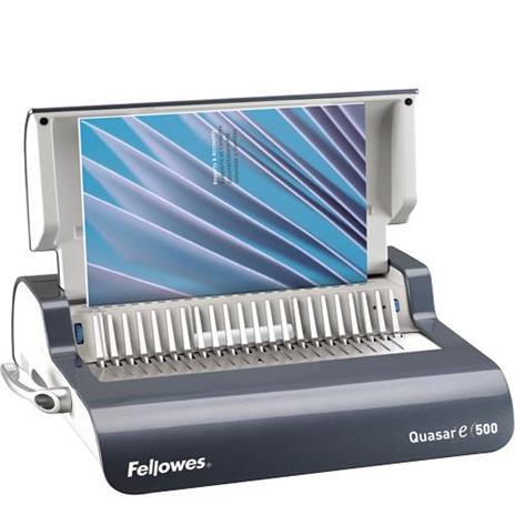 Fellowes 5620901 macchina piegafoglii 500 fogli Grafite