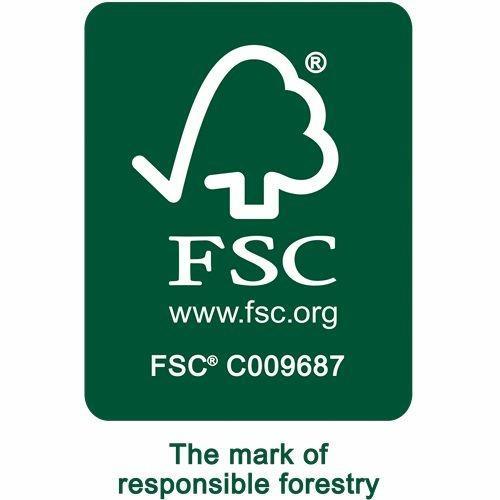 Fellowes 5373702 cartellina A4 Carta Rosso 25 pezzo(i) - 2
