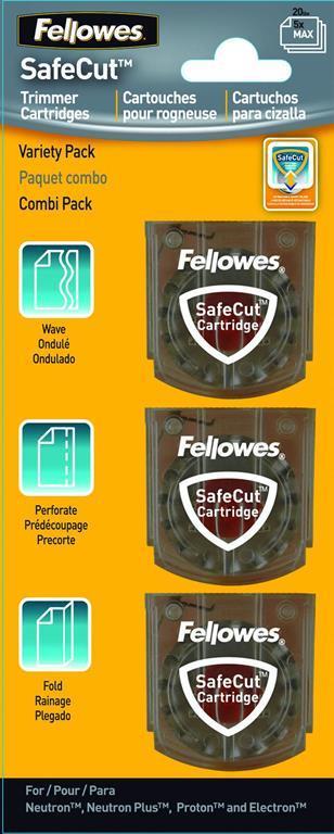 Fellowes 5411301 accessorio per paper cutter Lama di ricambio