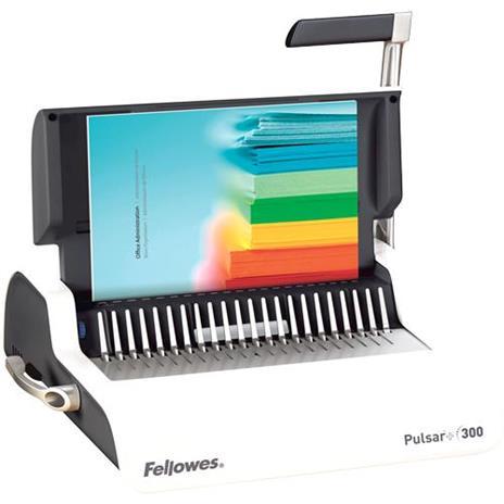 Fellowes Pulsar+ 300 300 fogli Grigio, Bianco