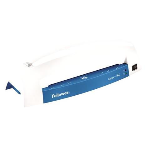 Fellowes 5742801 plastificatrice Plastificatrice a freddo 300 mm/min Blu, Bianco