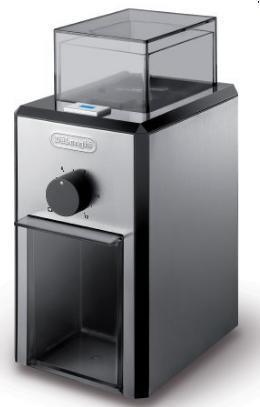 DeLonghi KG89 macina caffé Acciaio inossidabile 110 W