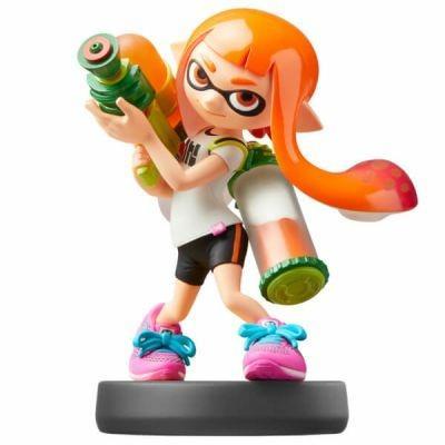 Nintendo Inkling No.64 amiibo - 4