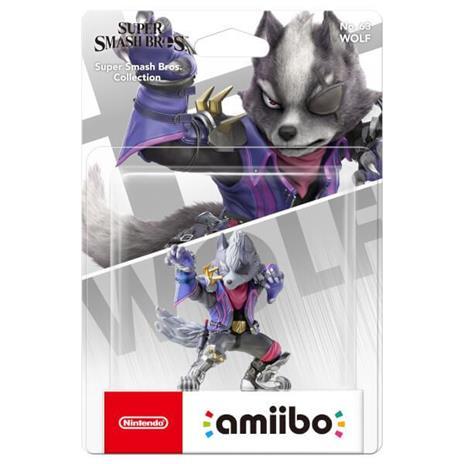 Nintendo Wolf No.63 amiibo