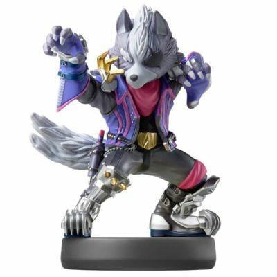 Nintendo Wolf No.63 amiibo - 4