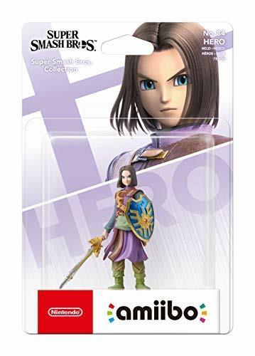 Amiibo Eroe Nintendo Switch