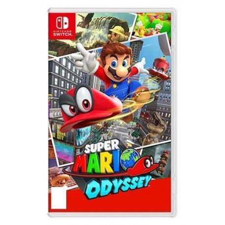 Videogioco Super Mario Odyssey per Switch 2521240