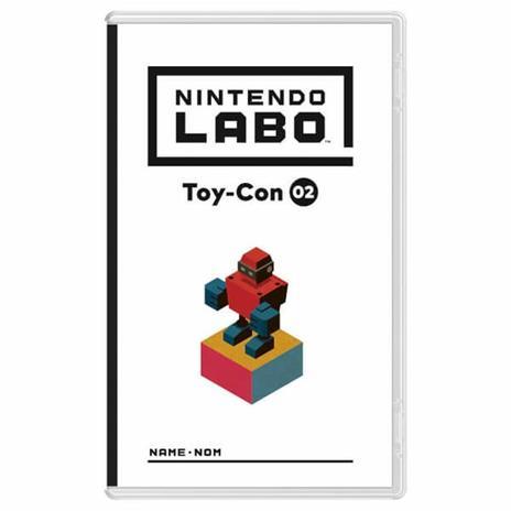 Nintendo Labo Toy-Con 02: Robot Kit, Switch Set - 4