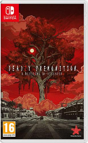 Deadly Premonition 2 - SWITCH