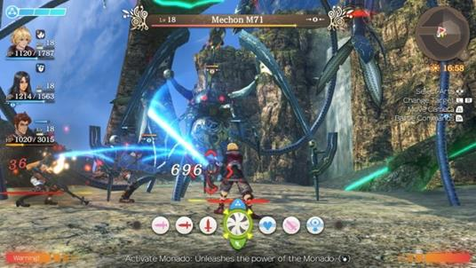 Xenoblade Chronicles: Definitive Edition - SWITCH - 6