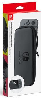 Custodia e pellicola protettiva Nintendo Switch