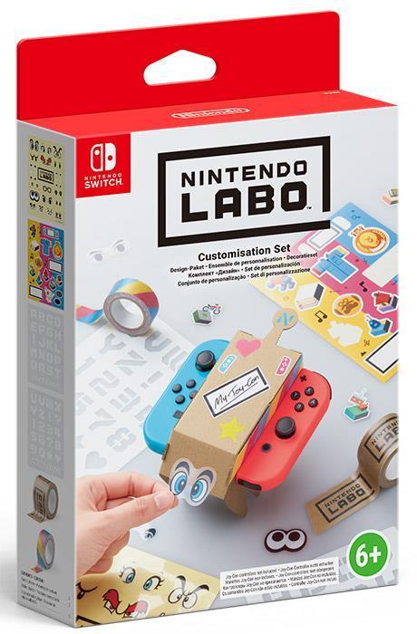 LABO Customisation Kit
