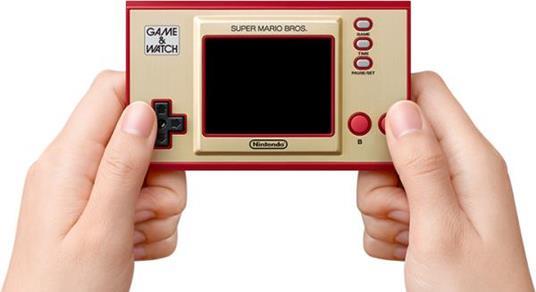 Nintendo Game & Watch: Super Mario Bros. - 2
