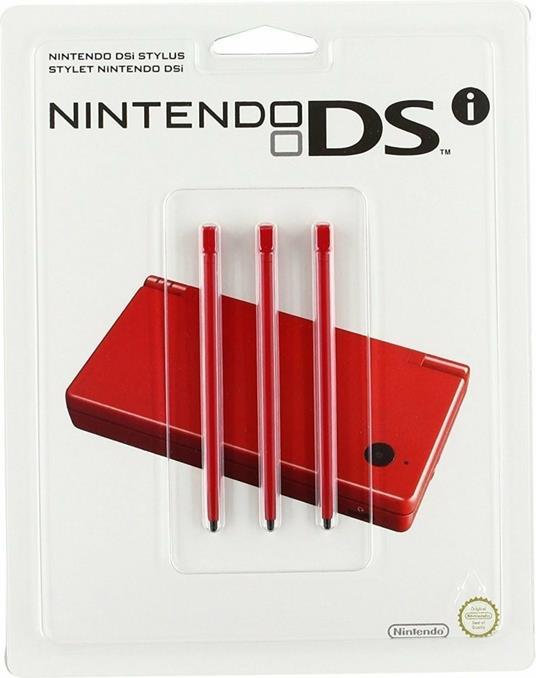 Stylus Pen per DSi - Rosso