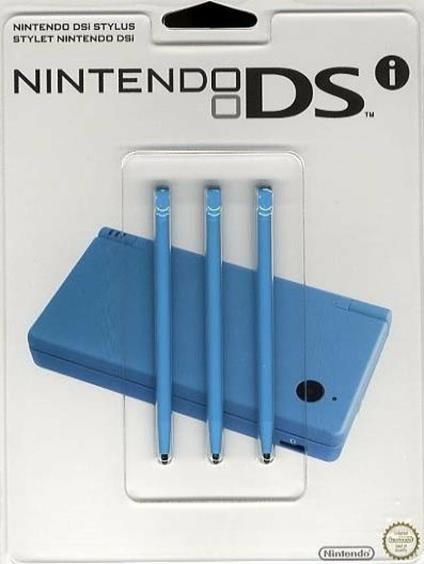 Stylus Pen per DSi - Azzurro